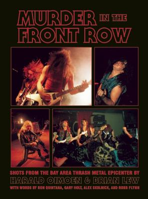 Murder in the Front Row By Lew, Brian/ Oimoen, Harald